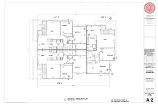 Catholic Charities Granite A2 Second Floor Plan_A unit_6 Plex