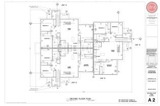 Catholic Charities Granite A2 Second Floor Plan_B unit_6 Plex