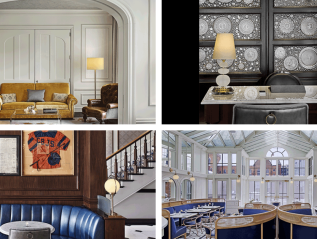 Adelphi Hotel Featured in HospitalityDesign