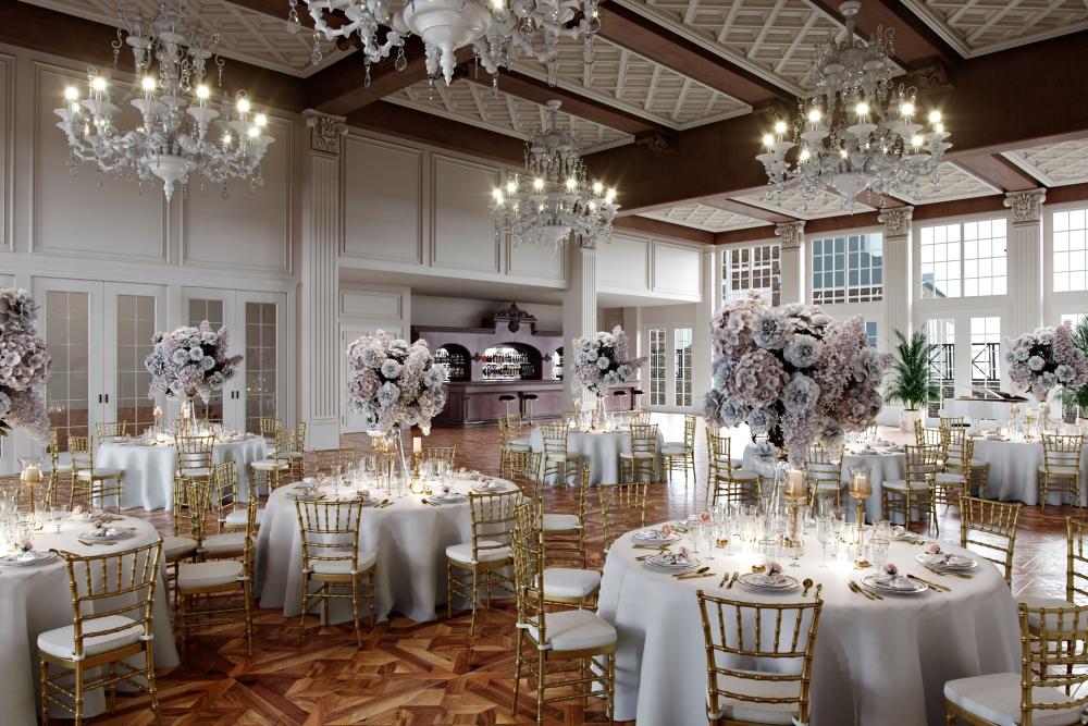 Spa Hotel Ballroom
