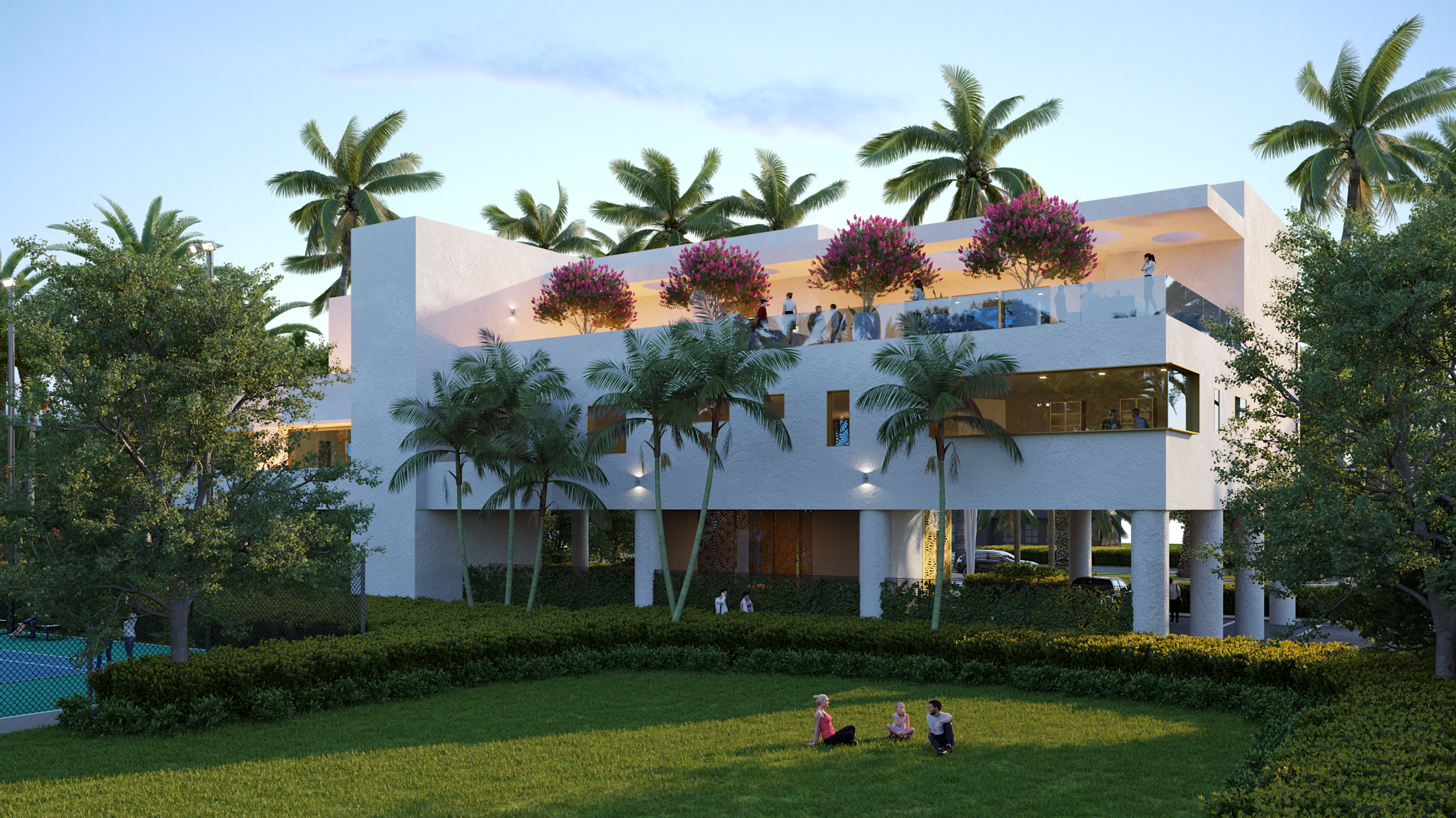 Golden Beach Civic Center
